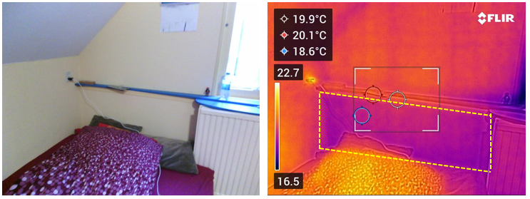 termografie infrarosu