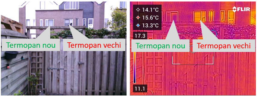 termografie infrarosu cluj