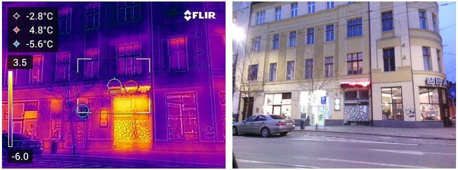 termo scanare infrarosu cluj